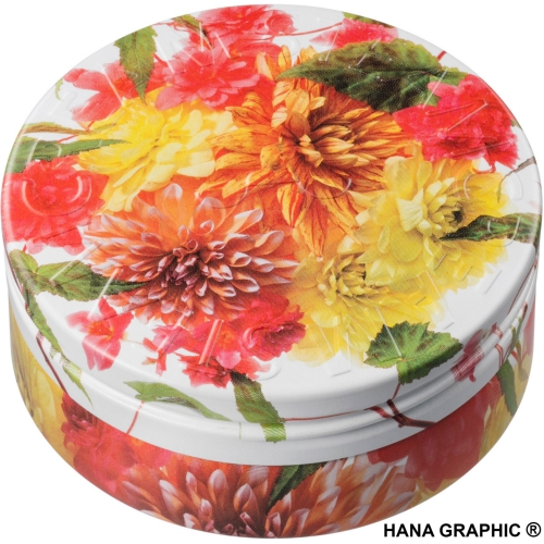 STEAMCREAM HANA GRAPHIC DAHLIA